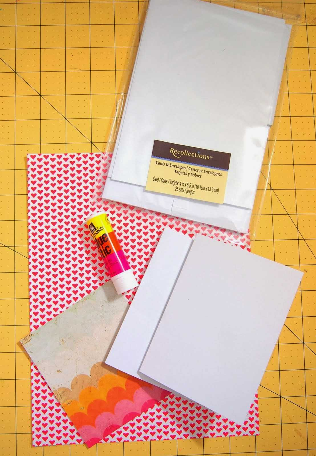 The Tiny Funnel: Valentine Pop Out Cards With Recollections Cards And Envelopes Templates