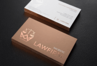 Top 25 Professional Lawyer Business Cards Tips & Examples inside Lawyer Business Cards Templates