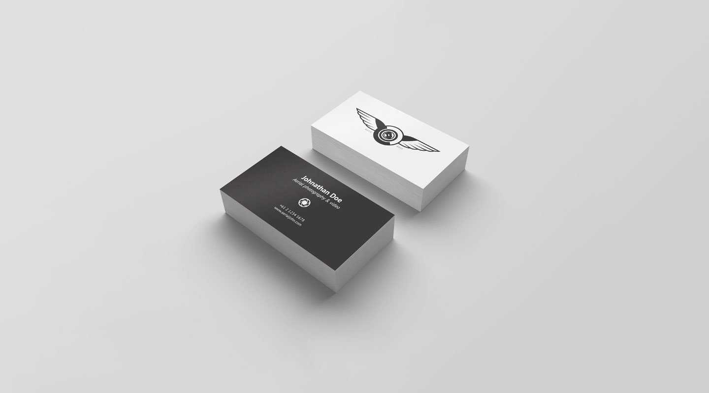 Top 26 Free Business Card Psd Mockup Templates In 2019 Regarding Name Card Photoshop Template