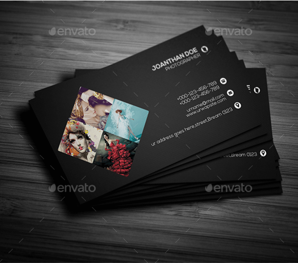 Top 26 Free Business Card Psd Mockup Templates In 2019 Throughout Unique Business Card Templates Free