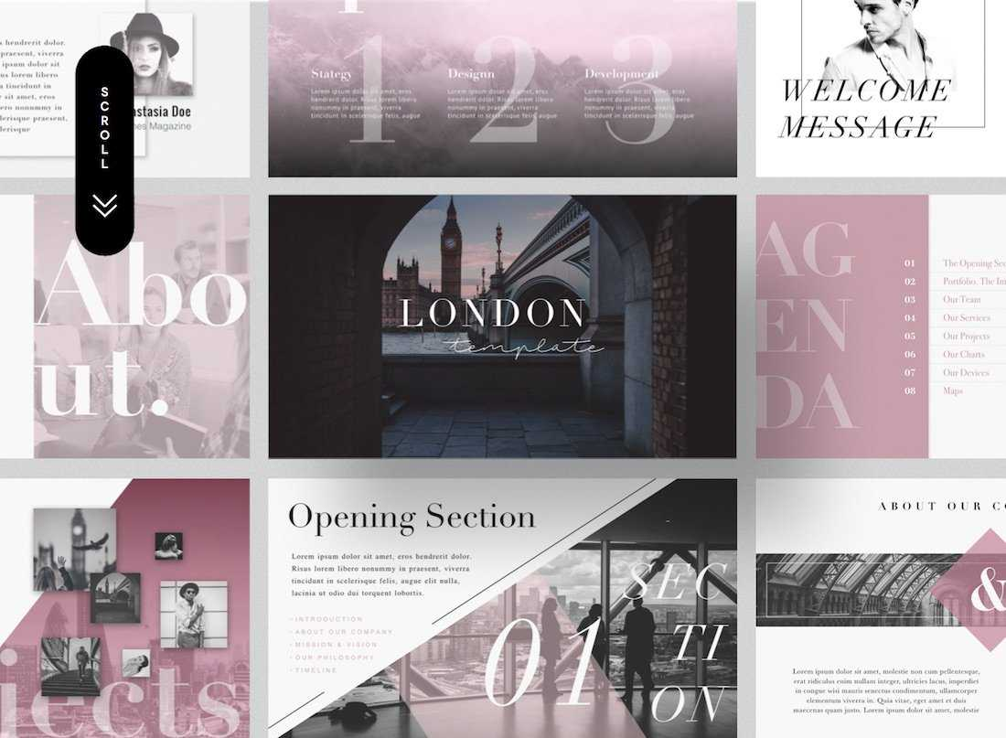 Top 37 Free Templates For Apple Keynote 2019 - Colorlib For Keynote Brochure Template