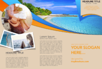 Travel Brochure Template Google Slides within Word Travel Brochure Template