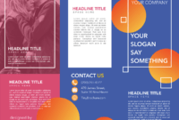 Trifold Brochure Template Google Docs within Google Docs Brochure Template