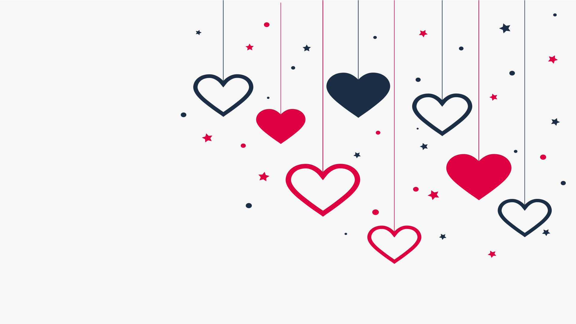 Valentine Day Powerpoint Templates - Love, Red, White - Free With Regard To Valentine Powerpoint Templates Free