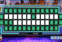 Wheel Of Fortune Powerpoint Game – Youth Downloadsyouth intended for Wheel Of Fortune Powerpoint Template